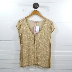 CALYPSO st BARTH 'FINA' SPARKLE TOP #135-55